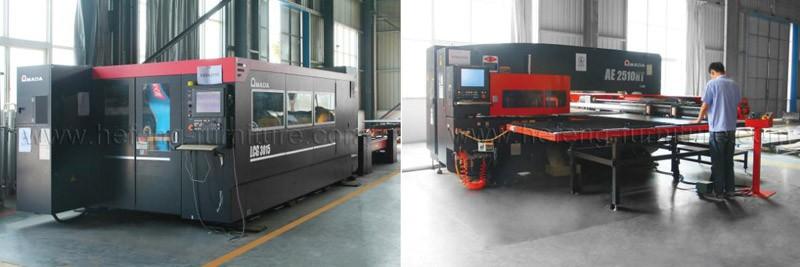 Amada CNC machine