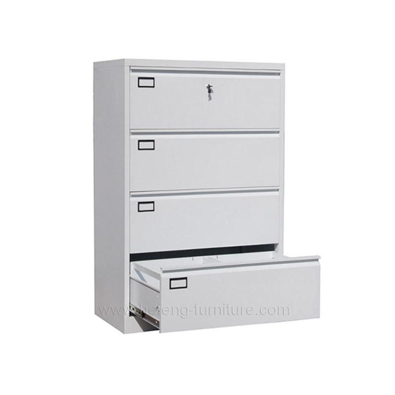 4 Drawer Metal Office Cabinet