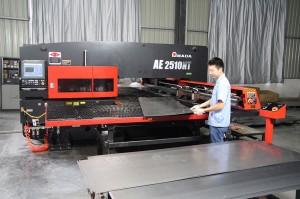 CNC-Punching