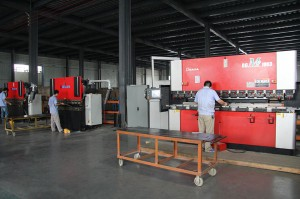 CNC-bending
