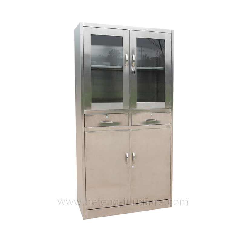 Medical cabinet stainless steel