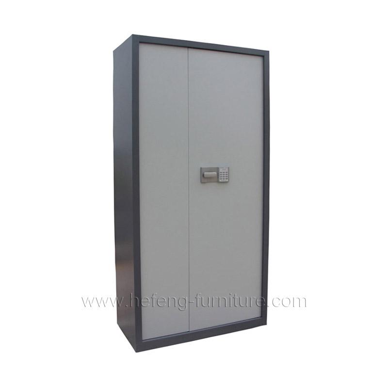 Secure Steel File Cabinet
