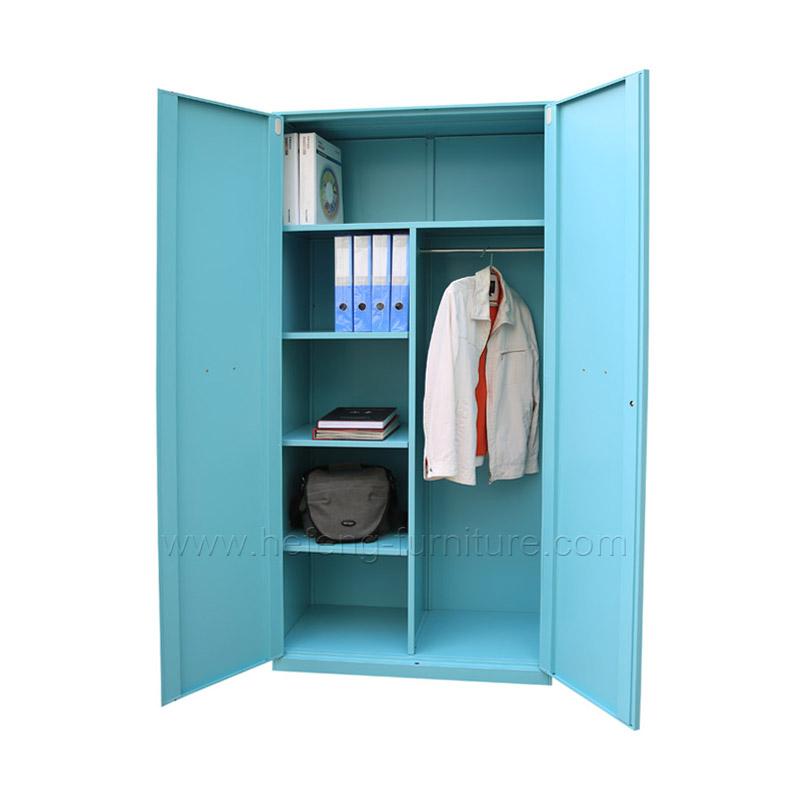metal wardrobe cabinets