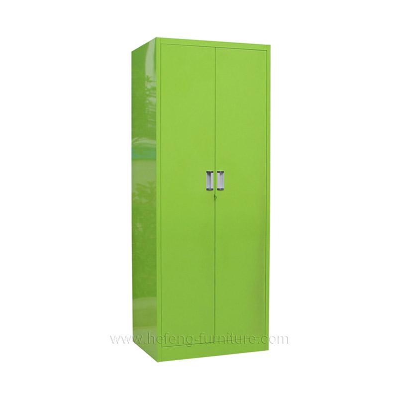 Green Storage Cupboard