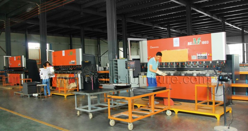 Amada CNC bending machine