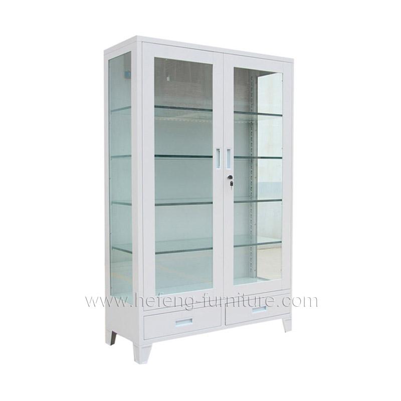 Glass Showcase Cabinet