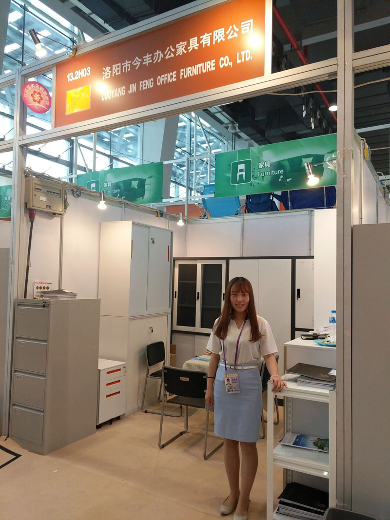 121st Canton Fair - JF Furniture (2)